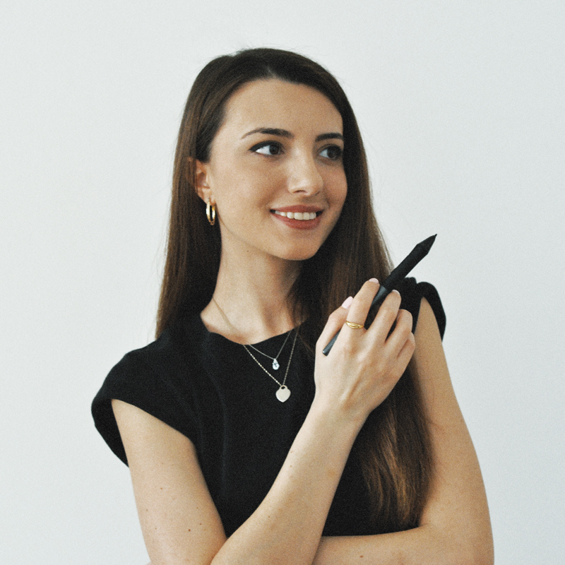 Adriana Brancato Content editor