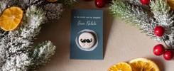 Pensierini di Natale: Spilla Pennino Gioielli